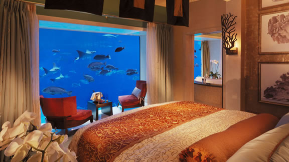 Atlantis The Palm Hotel & Resort, Dubai, UAE