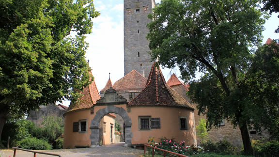 Rothenburg ob der Tauber, Γερμανία