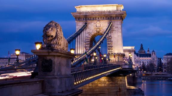 Chain Bridge, Βουδαπέστη
