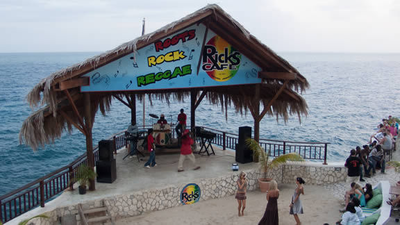 Ricks Cafe, Negril, Τζαμάικα