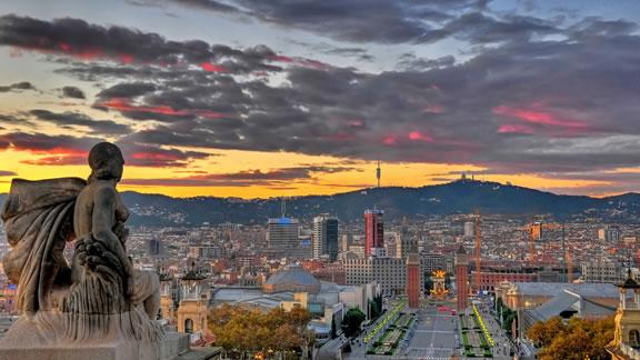 Βαρκελώνη, Ισπανία