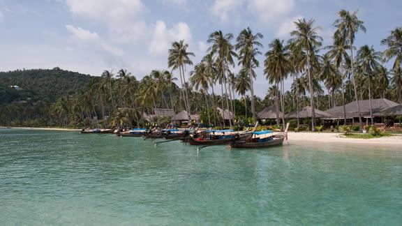 Νησιά Phi Phi, Ταϋλάνδη