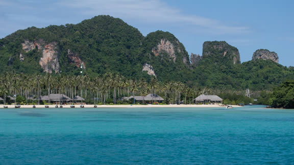 Phi Phi Don, Ταϋλάνδη