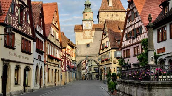 Αποτέλεσμα εικόνας για . Rothenburg ob der Tauber, Γερμανία